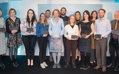 Winners of Wales Sustainability Academy Awards announced
